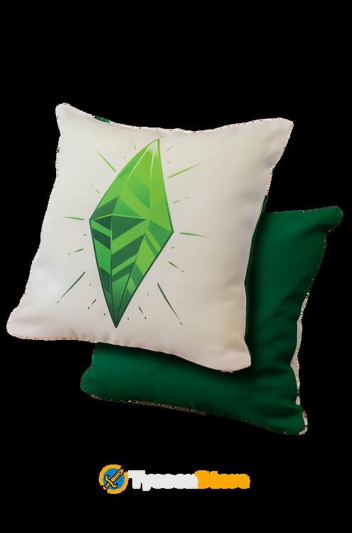 Almofada - Plumbob (The Sims)