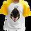 Thumbnail: Camiseta Manga Colorida - Roadhog