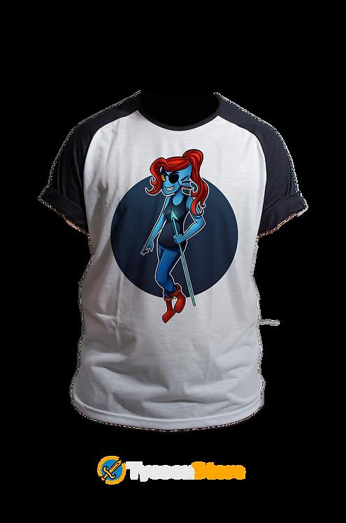 Camiseta - Undyne