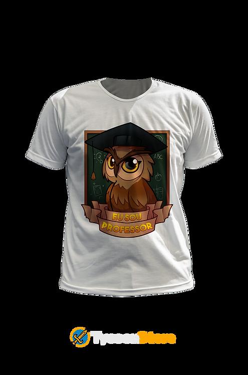 Camiseta - Eu sou Professor