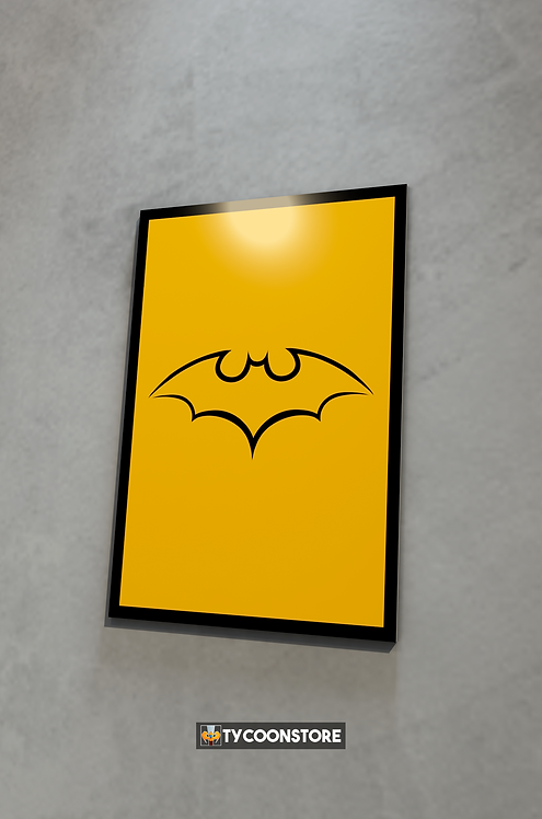 Placa Decorativa - Batman