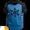 Thumbnail: Camiseta Colorida - Cryo (Genshin Impact)