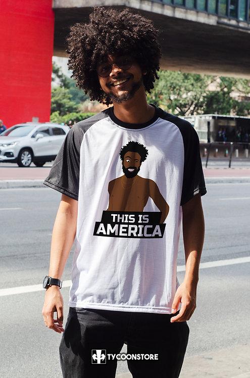 Camiseta - This is America