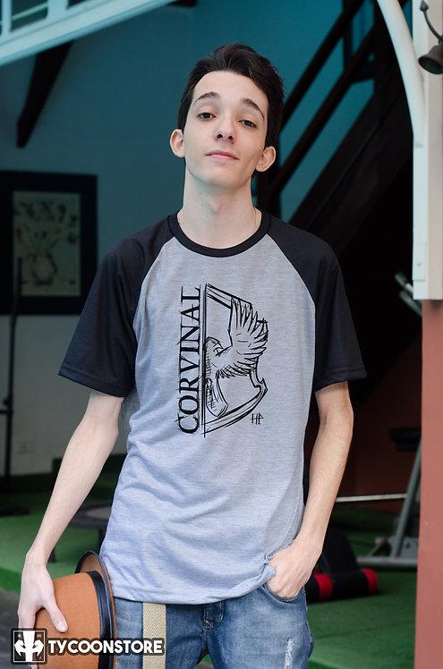 Camiseta Mescla - Casa Corvinal