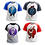Thumbnail: KIT - Camisetas Undertale