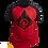 Thumbnail: Camiseta Colorida - Pyro (Genshin Impact)