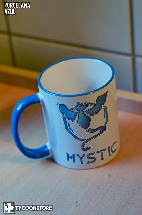 Caneca Azul - Team Mystic