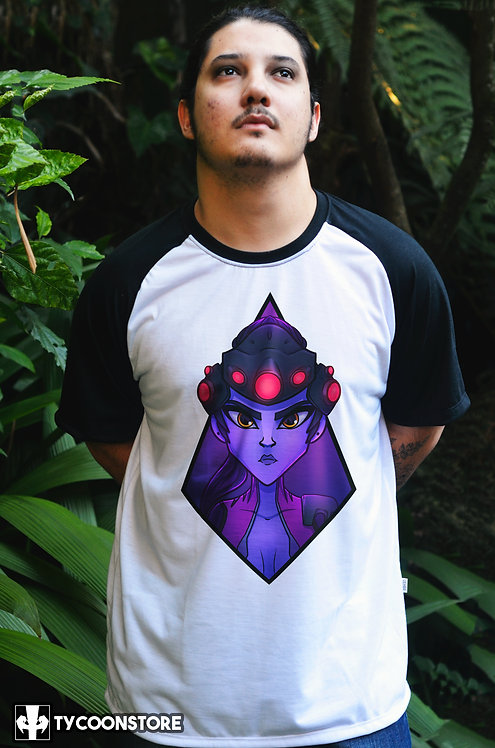 Camiseta - Widowmaker