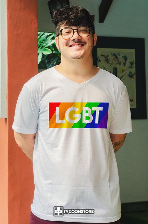 Camiseta - LGBT