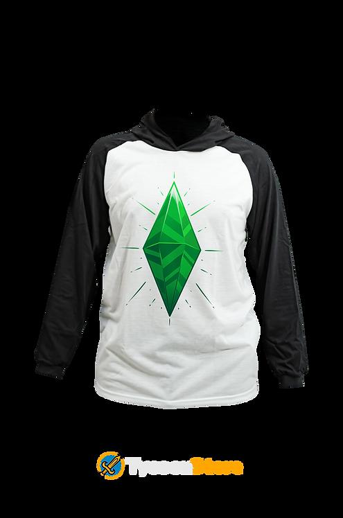 Camiseta Capuz - The Sims