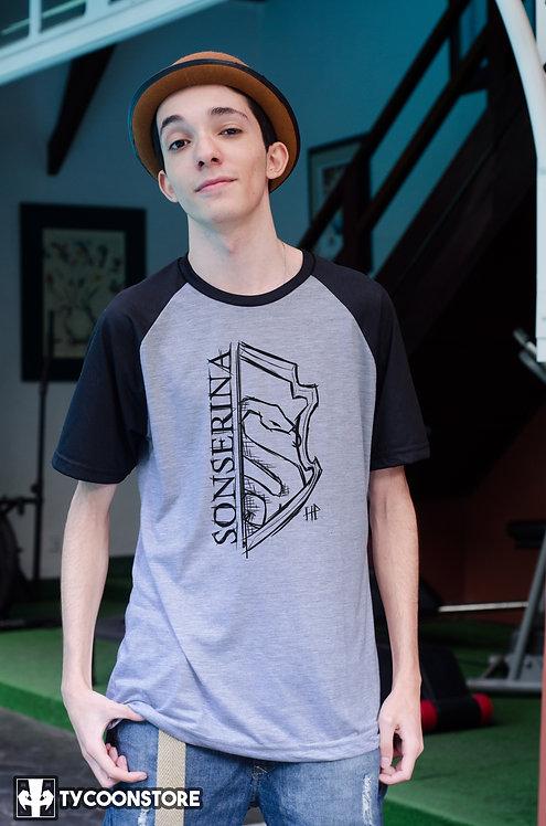 Camiseta Mescla - Casa Sonserina Slytherin