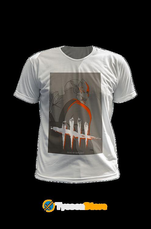 Camiseta Branca - Dead By Daylight (Jogo)