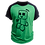Thumbnail: Camiseta Colorida - Creeper Minecraft