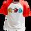 Thumbnail: Camiseta Manga Vermelho - Among Us