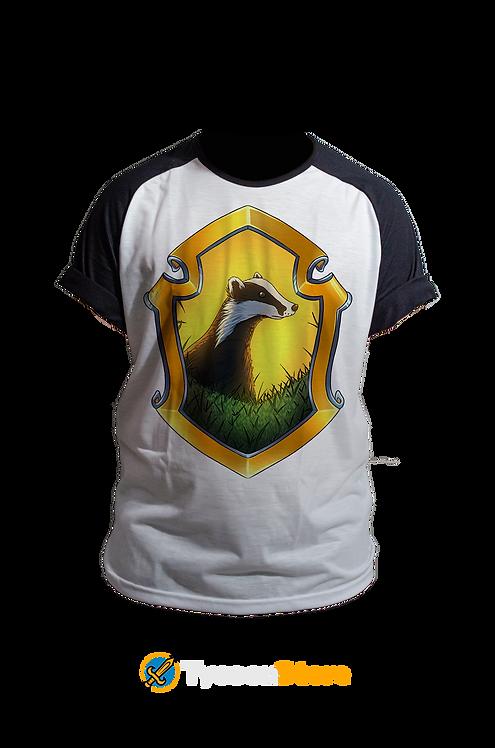 Camiseta - Brasão Lufa Lufa