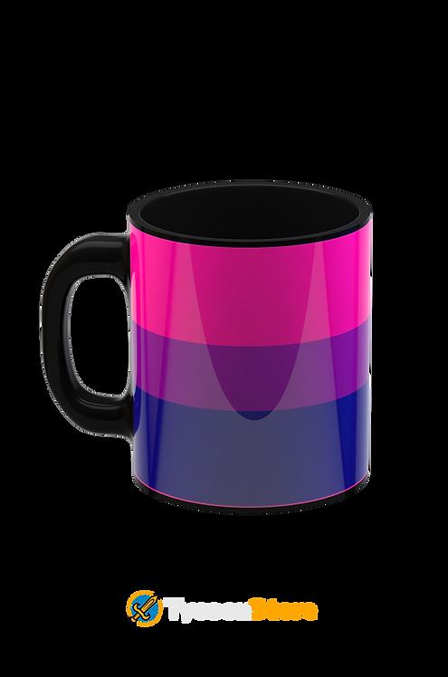 Caneca - Bandeira Bissexual