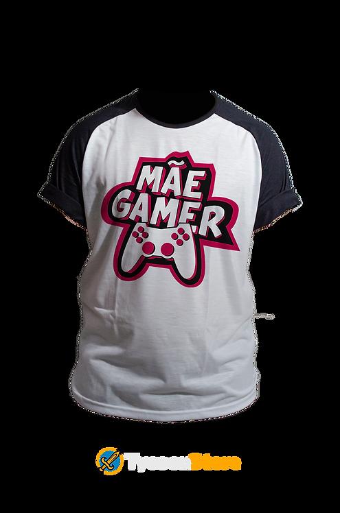 Camiseta - Mãe Gamer