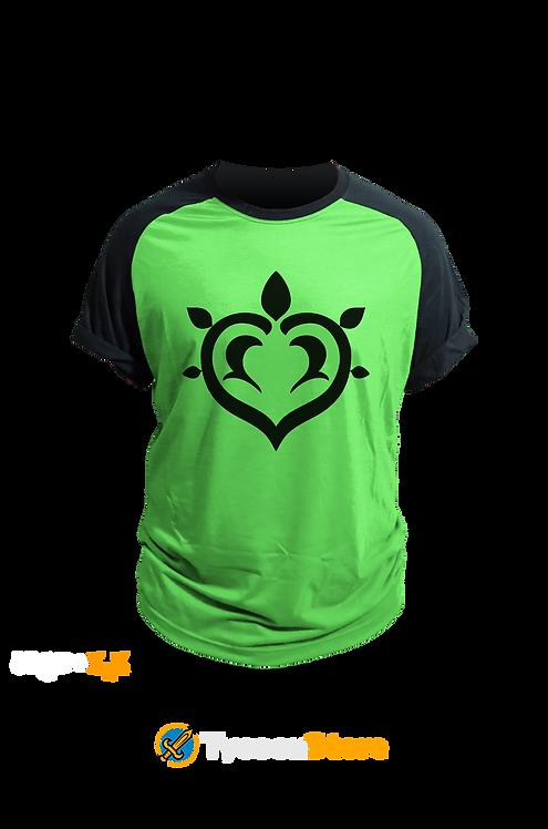 Camiseta Lima - Dendro (Genshin Impact)