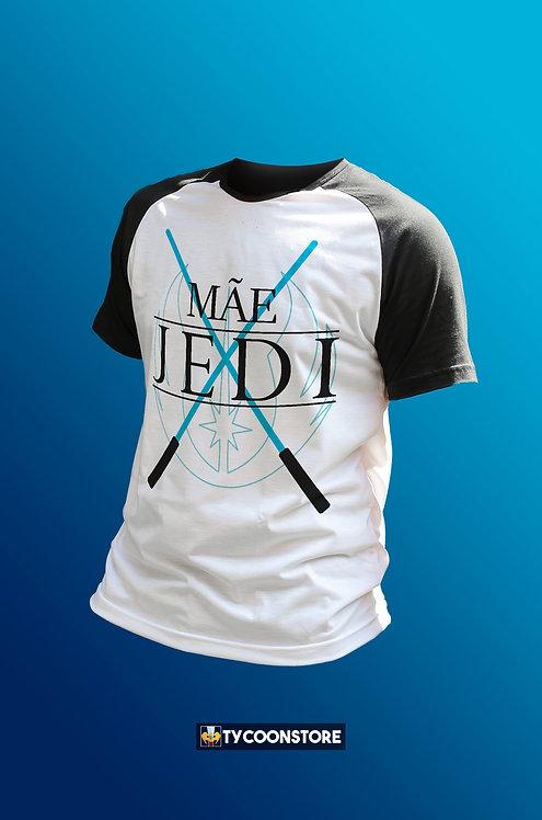 Camiseta - Mãe Jedi (Star Wars)