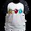 Thumbnail: Camiseta Raglan - Among Us