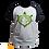 Thumbnail: Camiseta Raglan - Dendro (Genshin Impact)