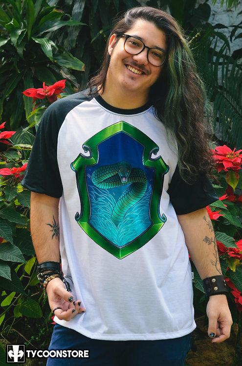 Camiseta - Brasão Sonserina