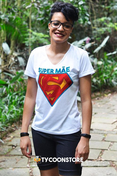Camiseta - Super Mãe