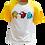 Thumbnail: Camiseta Manga Amarela - Among Us