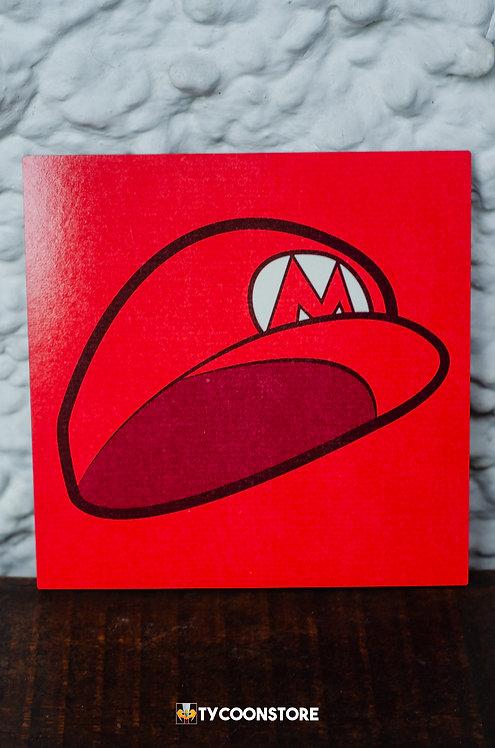 Placa Decorativa - Chapéu Encanador