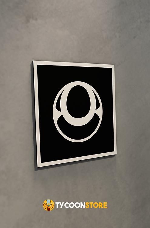 Placa Decorativa - Junkyard Scavengers (Lady Gaga Chromatica)