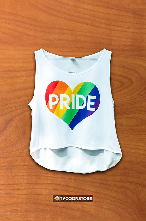 Blusa Cropped - Pride LGBT