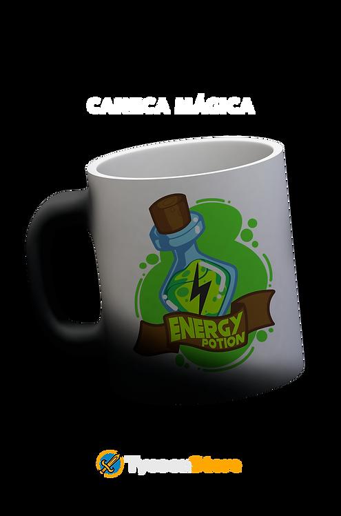 Caneca Mágica - Potion Energy