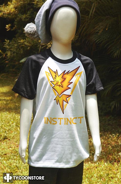 Camiseta Infantil - Team Instinct