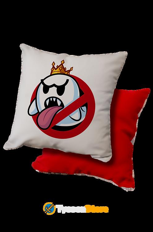 Almofada - Caça-Boo (Os Caça Fantasmas + Mario Bros)
