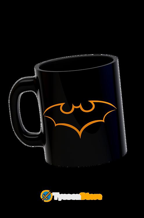 Caneca Preta - Batman
