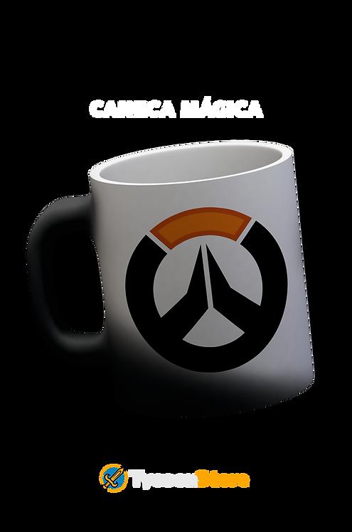 Caneca Mágica - Overwatch