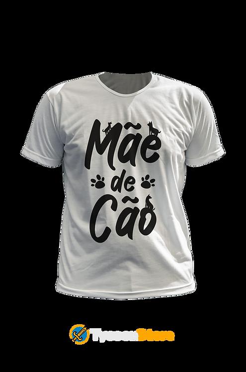 Camiseta - Mãe de Cão