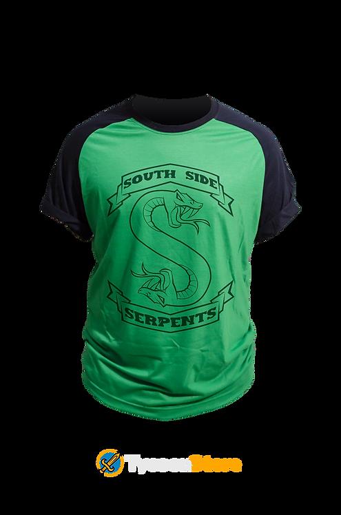 Camiseta Colorida - South Side Serpents