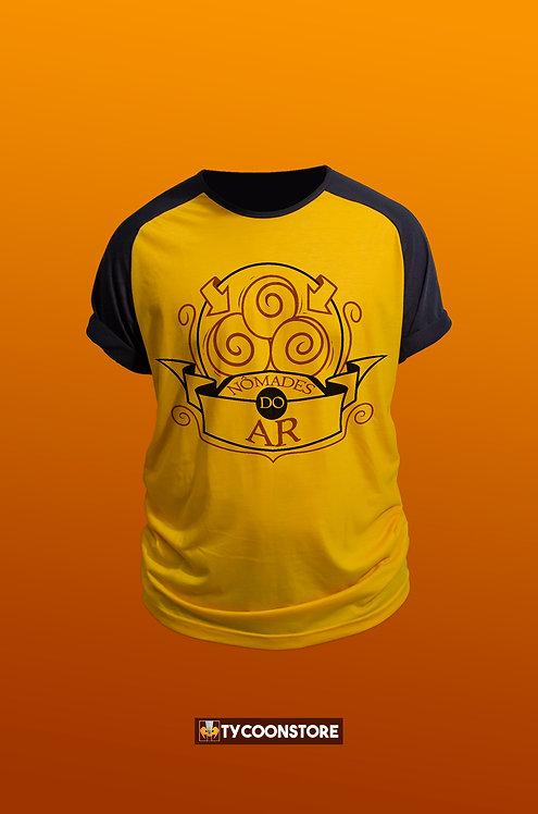 Camiseta Colorida - Nômades do Ar (Avatar)