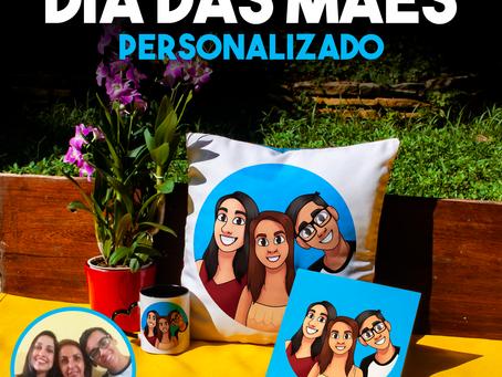 PRESENTE EXCLUSIVO PARA A MÃE!