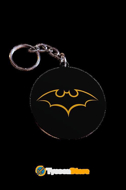 Chaveiro MDF -  Batman