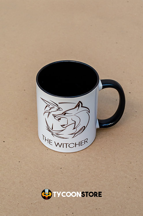 Caneca - The  Witcher