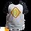 Thumbnail: Camiseta Raglan - Geo (Genshin Impact)