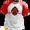 Thumbnail: Camiseta Manga Vermelho - Feiticeira Escarlate (WandaVision)