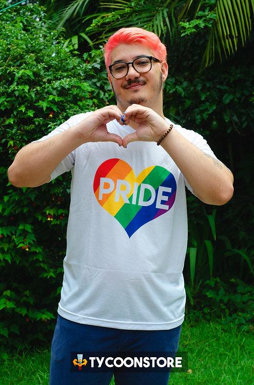 Camiseta - Pride LGBT