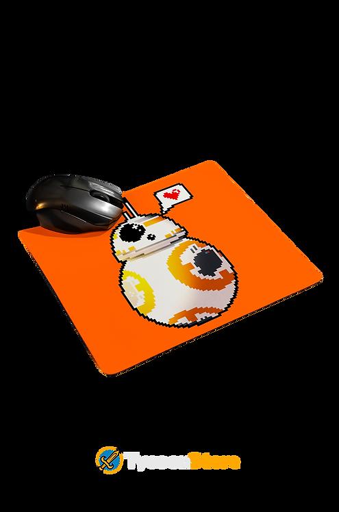 Mousepad - Droid Love