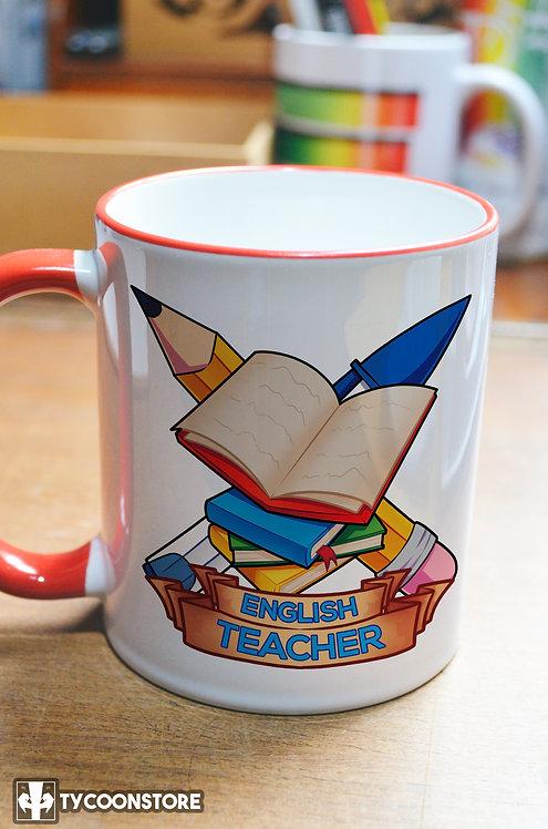 Caneca - Professor de Inglês (English Teacher)