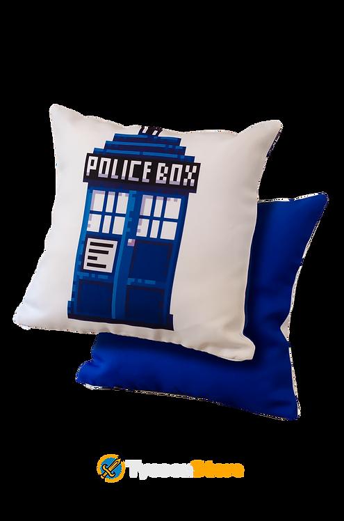 Almofada - Tardis (Doctor Who)