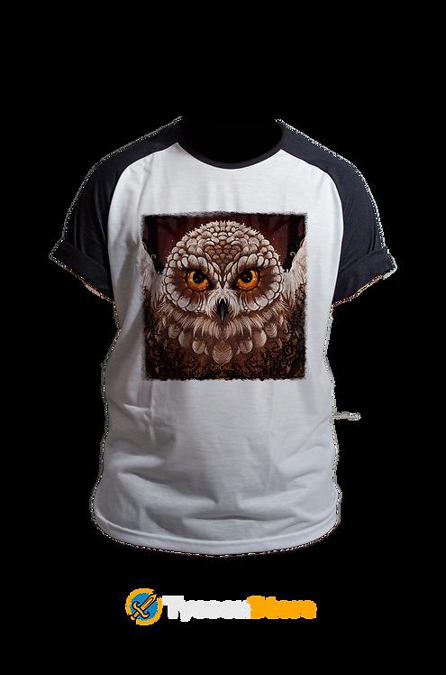 Camiseta - Coruja Edwiges