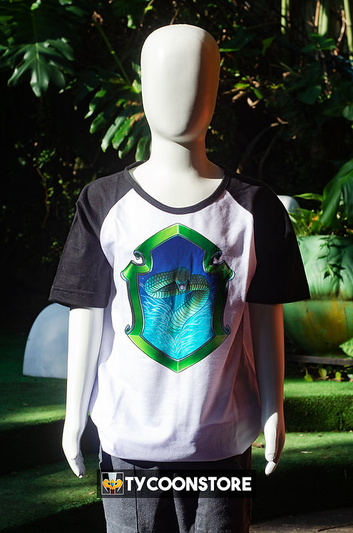Camiseta Infantil - Brasão Sonserina